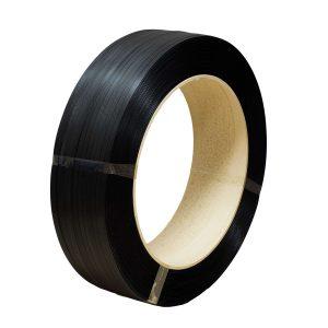 PP-Muovivanne, musta, 12x0,55mm, 3000m