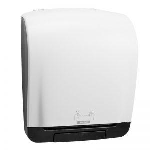 90045 Katrin Inclusive System Käsipyyheannostelija, valkoinen