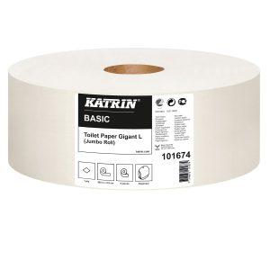 101674 Katrin Basic Gigant L WC-Paperi