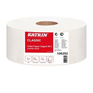 106252 Katrin Classic Gigant M2 WC-Paperi