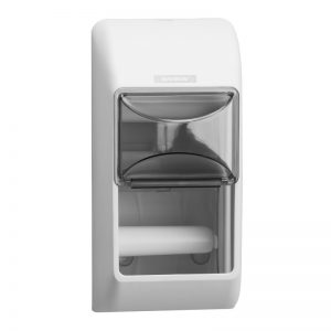 92384 Katrin WC-Paperiannostelija, muovi